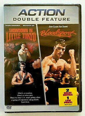 Showdown in Little Tokyo/Bloodsport (DVD) Action Double Feature
