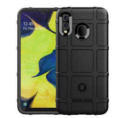 For Samsung Galaxy A20 A30 A40 Case Heavy Duty Rugged Shield Shockproof Cover