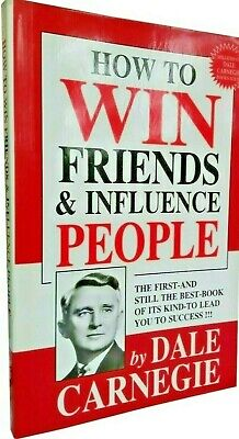 Dale Carnegie Books How To Win Friends & Influence People Nonfiction Paperback