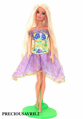 Brand new barbie doll clothes clothing outfit summer dress party QUALITY