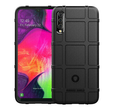 For Samsung Galaxy A50 A70 Case Heavy Duty Rugged Shield Shockproof Cover