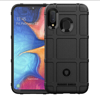 For Samsung Galaxy A20E A60 Case Heavy Duty Rugged Shield Shockproof Cover