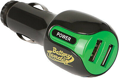 Battery Tender Dual Port USB Charger 021-0161