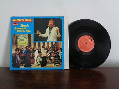 James Last Rock Around With Me! Polydor 249 250 A