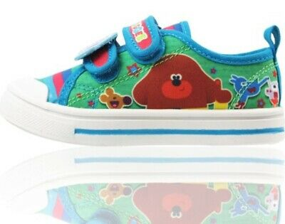 Hey Duggee Lofty Pumps size 5-10 BOYS trainers shoes childrens sports sandals