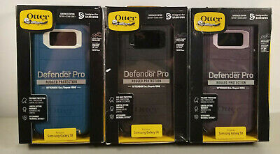 """NEW Rugged Case by Otterbox Defender PRO for 5.8"""" Samsung Galaxy S8 COLORS"""