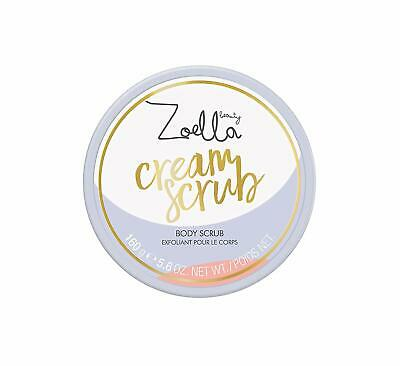 Zoella Beauty Cream Scrub Body Scrub Exfoliant 160 g Free UK Postage