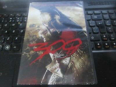 300 (DVD, Canadian; 2-Disc Special Edition 2007) widescreen bilingual