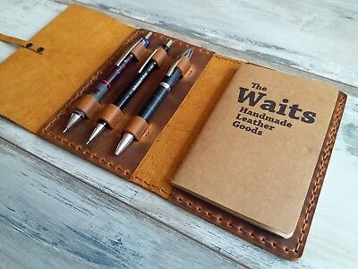 Rustic Leather Moleskine Cover Leather Organizer Leather Notebook Journal Case