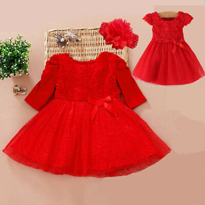 Popular Reborn Baby Newborn Dress Red Skirt Suit For 20-22 Inch Doll For Clothes