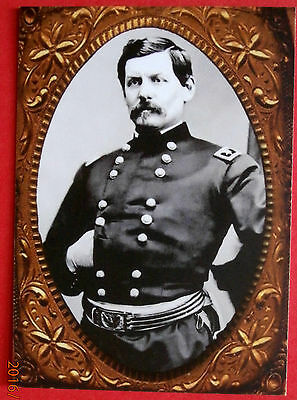 The Civil War Chronicles - Chase Card #CP2 - George Brinton McClellan
