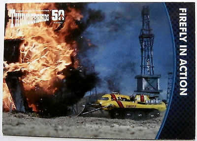 THUNDERBIRDS 50 YEARS - Card #05 - Gerry Anderson - Unstoppable Cards Ltd 2015