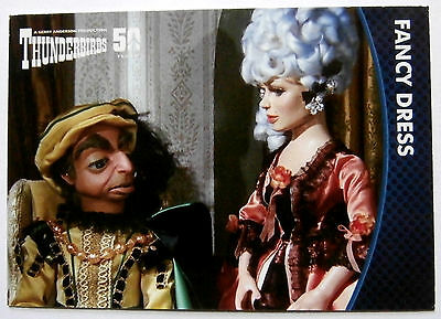 THUNDERBIRDS 50 YEARS - Card #31 - Gerry Anderson - Unstoppable Cards Ltd 2015