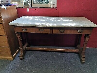 Victorian wash stand/side table