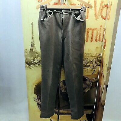 1950s Harry Hall Cavalry Twill Trousers.