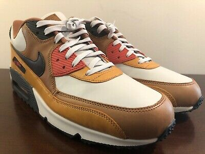 low priced 51e89 69cfe NIKE AIR MAX 90 Escape QS Light Bone/Black Pine Men's Running Shoes ...