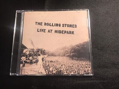 Rolling Stones Live At Hidepark 1969