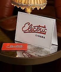 £100 Electric Cinema Voucher