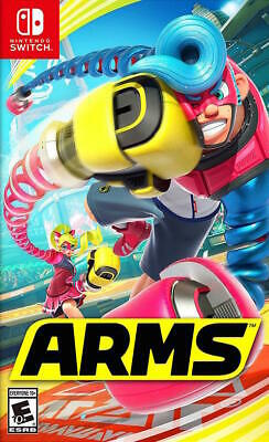 Arms (Nintendo Switch, 2017)