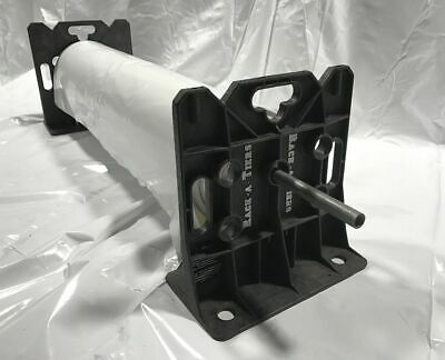 Rack-A-Tiers Shrink Wrap Stand
