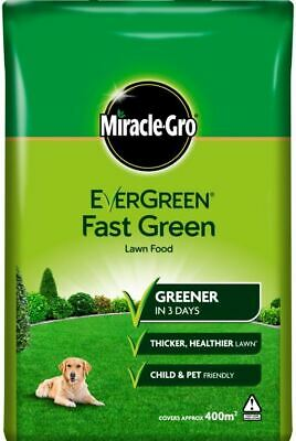 Miracle-Gro Evergreen Fast Green 400m2 Bag  Lawn Food 119683