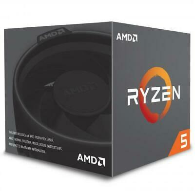 REFURBISHED AMD Ryzen 5 2600 6 Core,12 Threads up to  3.9 GHz Max Boost, Socket