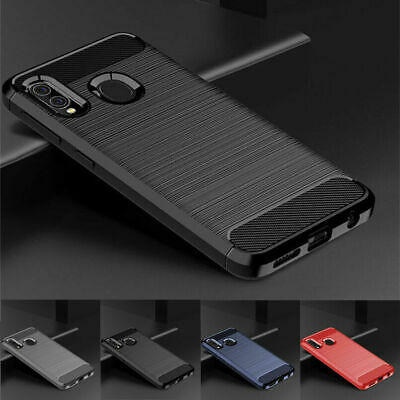 For Samsung Galaxy A20e A30 A50 A10 A70 Shockproof Silicone Case Soft TPU Cover