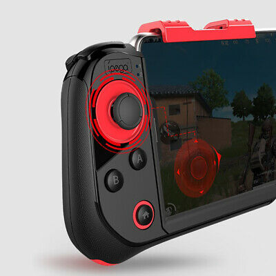 Flexible Gaming PUBG Console Wireless Controller Gamepad for Android IOS Phones