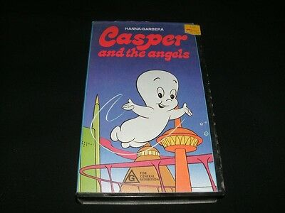 Casper And The Angels Vhs Video Pal A Rare Find