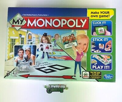 Original Monopoly Board Game **FREE UK POSTAGE**