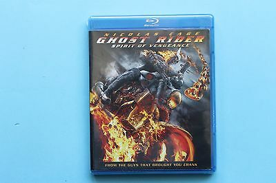 Ghost Rider: Spirit of Vengeance (DVD, 2012, Canadian; Blu-ray] Bilingual) NEW