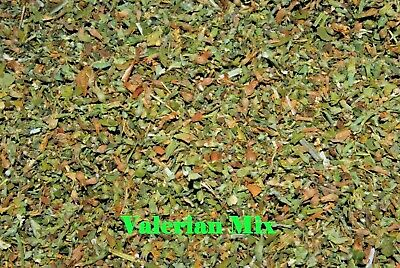 Valerian Mix | For Catnip Resistant Cats | POTENT, All Natural! | Sample or Bulk