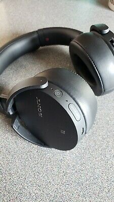 Sony MDR-XB950N1 Wireless Noise Cancelling Headphones EXTRA BASS Black MSRP $249