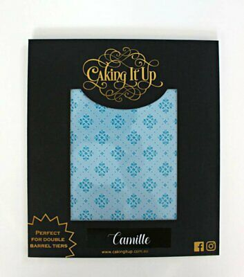 Caking it up stencil - CAMILLE