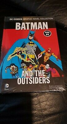 DC Comics Graphic Novel Collection - BATMAN AND THE OUTSIDERS vol 94