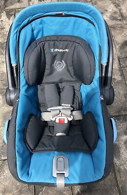 UPPAbaby MESA Infant Car Seat Teal With Base