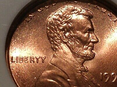 1995 Doubled Die Obverse Lincoln One Cent Ngc Ms68Rd Ms 68 Red Double 1C Penny