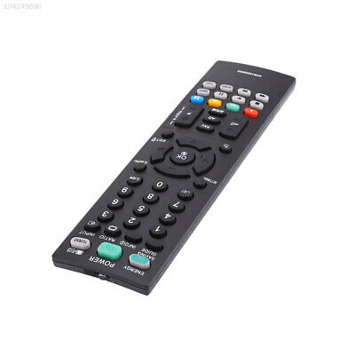 Black Remote Control AKB-73655804 Battery Operated Replacement Parts For LG TV