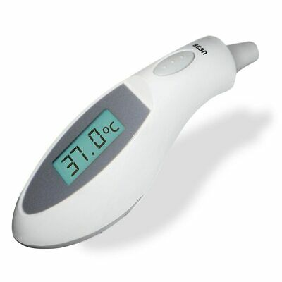 Digital LCD Ear Thermometer Medical Baby Adult Body Safe Temperature Oral JOS05