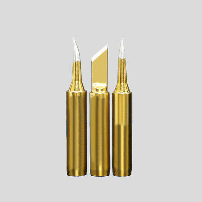 900M-T-I/IS/K Soldering Iron Tips Lead-free Internal Heat Welding Solder Tools