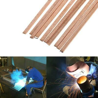 5/10pc 3x1.3x400mm Low Temperature Flat Soldering Rod For Welding Brazing R B0R3