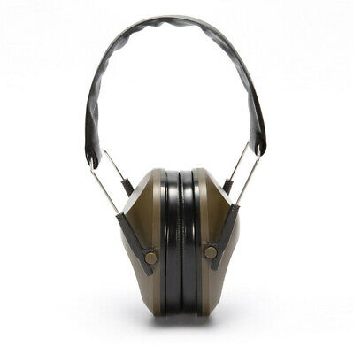 Ear Protection Muffs Construction Shooting Hunting Sports Noise Reduction Safety