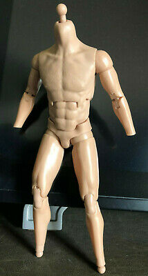 Redman Action Figures Nude Body Deputy Town Marshal 1//6 Scale
