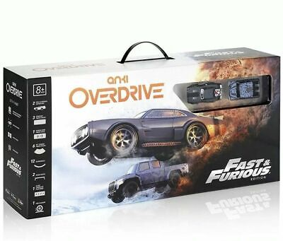 ANKI Overdrive Fast & Furious Edition Robotic Battle Racing - NEW Factory Sealed