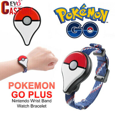 POKEMON GO PLUS Genuine Nintendo Wrist Band Watch Bracelet Eng Ver