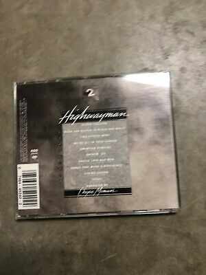 Highwayman 2 by The Highwaymen (Country) (CD, Feb-1990, Columbia (USA))