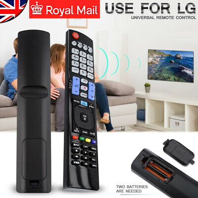 Remote Control For LG Smart 3D LED LCD PLASMA Monitor HDTV TV APPS 42LS575T