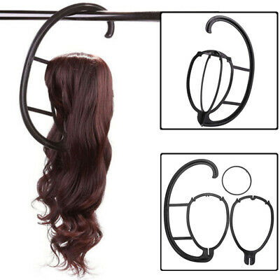Detachable Holder Hair Accessories Wig Hat Wig Stand Stable Display Hanger AU