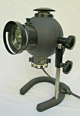 Vintage Bausch and Lomb Laboratory Projection Light Type 31-33-75 UNIQUE