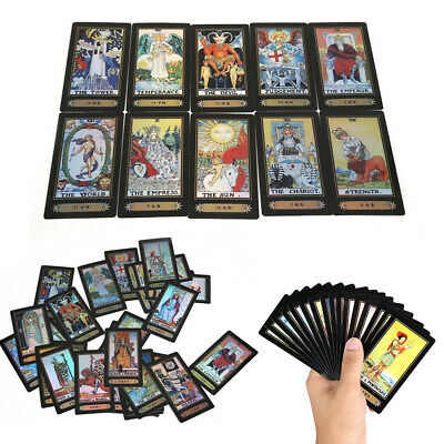 Waite Rider Tarot Deck 78 Cards Set With Bag Future Telling Sealed